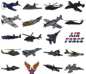Dakota Collectibles 970044 Air Crafts Multi-Formatted CD