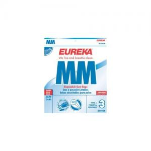 Eureka, 60295C-6, 60296C-6, Vacuum Cleaner Replacement Paper Bags, (6 Pack) for Mighty Mite 3670, 3673, 3674, 3676, 3679, 3680, 3682, 3683, 3684, 3685, 3686, 3690