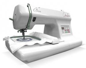 EMOTIONS EMBROIDERY MACHINE