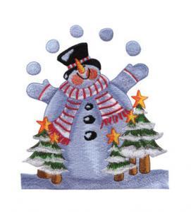 Amazing Designs ADP-16J  Whimsical Winter Jumbo  Multi-Formatted CD