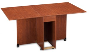 Shown in Sunset Cherry open and assembled