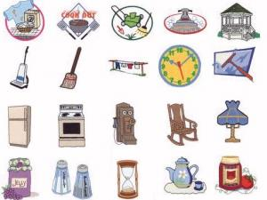 Dakota Collectibles 970084 Around the House Home Format Multi-Formatted CD