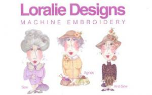 Loralie, Grannies, 630293, Jumbo, Embroidery, Designs, Multi, Formatted, CD