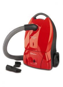 Koblenz KC-1300R Maxima Canister Vacuum Cleaner Air Blower KC1300R, 10A, 1300W, 19' Cord Rewind, On Off, Full Bag Warn, 360° Swivel 6' Hose, 18' Cord