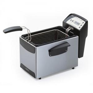 Presto® 05462 Pro Fry Immersion Element Deep Fryer  9 Cup Capacity, 1800 Watts