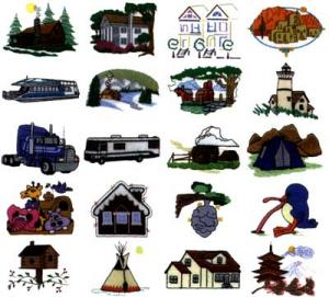 Dakota Collectibles 970091 Everyone's Home Multi-Formatted CD