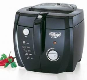 Presto Cool Daddy Deep Fryer Blacknohtin