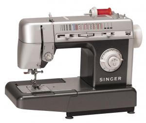 Singer CG-590 18 Stitch Commercial Grade Freearm Sewing Machine CG590, 60% Stronger Motor, 1100SPM, Bartack Buttonhole, Drop Feed, Top Bobbin,Threader