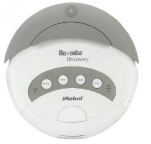 iRobot® Roomba® 4210 Discovery Robot Vacuum Cleaner