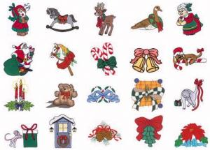 Dakota Collectibles 970105 Christmas Bows Home Format Multi-Formatted CD