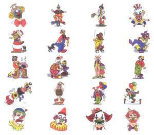 Dakota Collectibles 970151 Clownin' Around Multi-Formatted CD