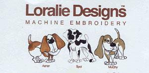 Loralie Designs 630864 Doggie Delight II