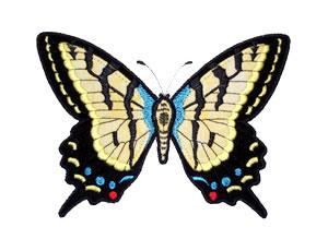 Dalco Butterflies 4 X 4 Collection Applique Designs