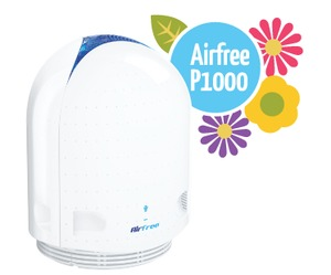 12311: Airfree P1000 Air Purifier Total Silent Ozone Free Cleaner