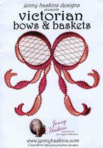 Jenny Haskins Designs Bows and Baskets Multi-Formatted CD