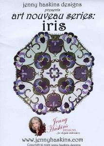Jenny Haskins Art Nouveau Series Iris Multi- Formatted CD