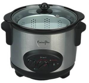 Cucina Pro 280-01 3-in-1 Cooker - 4 Quart