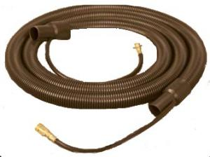 Thermax 10-HAH-3 10' Black Hide-A-Hose for Thermax CP3 Cleaning System