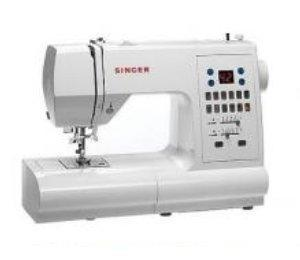 Singer 7468FS  93/140-Stitch Function Computer Touch & Sew Electronic Sewing Machine, 7 x 1-step BH's, Auto Thread/Tension   - Factory Serviced