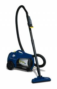 Dirt Devil 082500 Breeze Bagless Canary Canister Vacuum Cleaner 12 AMP with 20' Cord
