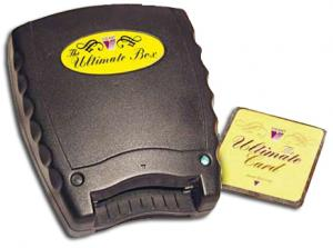 Vikant Ultimate BoxI USB Basic 1Slot Embroidery Reader Writer Box Card .pes .hus