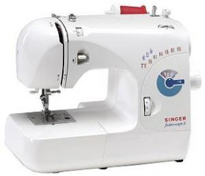 Singer 118 16-Stitch  Featherweight II,  3/4 Size 12 Pound, Compact  Portable Quilters Freearm Sewing Machine - Factory Serviced