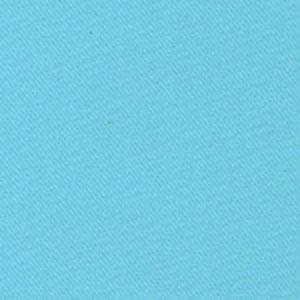Fabric Finders 15 Yd Bolt 9.34 A Yd Aqua Twill 100% Pima Cotton Fabric 60""