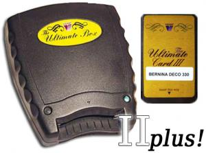 Vikant Ultimate Box II Plus 2-Slot Embroidery Reader Writer Box, Card, Resize +5 Extras!