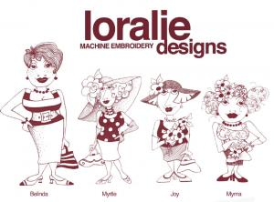Loralie 630999 9 New Redheads Jumbo Designs Multi-Formatted CD