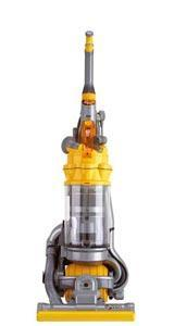 Dyson DC15FS All Floors BALL Bagless Lifetime HEPA Upright Vacuum Cleaner DC-15, No Loss of Suction, Factory Serviced Refurb, 6 Mo Wnty, 3-5Yr Option