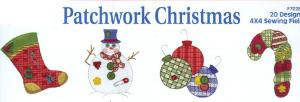 Dakota Collectibles  F70280  Patchwork Christmas Multi-formatted CD