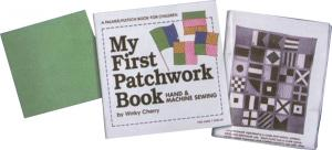 Palmer Pletsch My First Patchwork Sewing Book with Kit