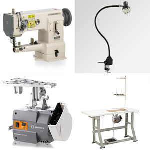 Reliable, 4100CW, Single Needle, Cylinder Bed, Compound Feed, Sewing Machine, DC Motor Stand, Reliable 4100CW Cylinder Bed Walking Foot Needle Feed Sewing Machine MSK355B, 14mm Lift, Lg M Bobbin, Winder, DCMotorStand, 2400RPM, 100Needles Lamp