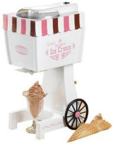 Nostalgia Electrics� ICM-562 Old Fashioned Carnival Soft Serve Ice Cream Maker