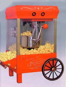 Nostalgia Electrics KPM-508 Old Fashioned Kettle Popcorn Maker