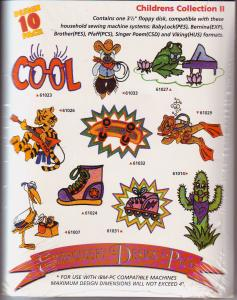 Amazing Designs AD2005 Childrens Collection II Floppy Disk