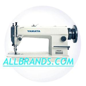 yamata walking foot machine,walking foot machine,leather walking foot machine, Yamata FY5318 Walking Foot Industrial Sewing Machine (Juki 201) Stand