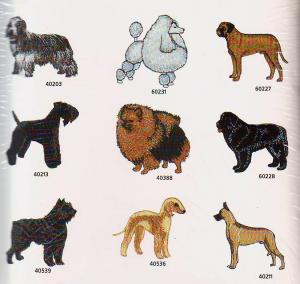 Amazing Designs AD1116 Dogs Collection III Multi-Formatted CD