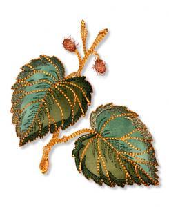 Dalco 7330980300 Leaves Applique Designs Disc