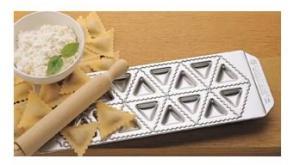 Cucina Pro 127-18 Raviolamp - 18 Tortelli