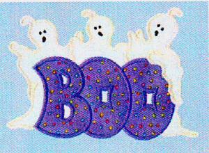 Sew Many Designs Boo To You Applique Designs Multi-Formatted CD