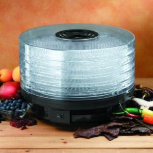 Aroma AFD-615 5 Tray Revolving Food Dehydrator
