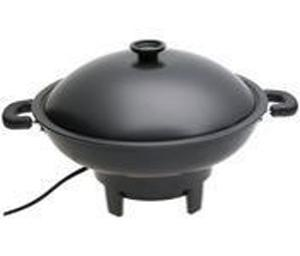 Aroma AEW-305 Electric Wok with Base