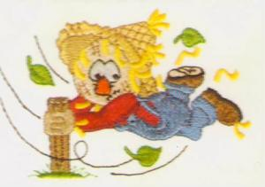 Dakota Collectibles 970215 Scarecrows Multi-Formatted CD