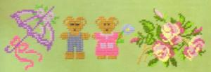 Dakota Collectibles 970249 Gunold Cross-Stitch #2 Embroidery Designs Multi-Format CD