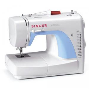 Singer 3116 Simple 16-Stitch Sewing Machine, 1 Step Buttonhole - Factory Serviced