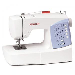 Singer, 7422FS, 30, Stitch, Advance, Free, arm, Full, Sized, Auto, Tension, Computer, Sewing, Machine, 2x, 1, Step, Button, holes, Top, Bobbins, Needle, Up, Threader, 5, Feet, Advance, FREE, 50, Case
