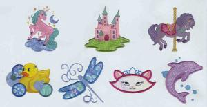 Dakota Collectibles 970342 Childrens Applique & More Multi-Formtted CD