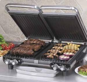 lean grilling machine steak