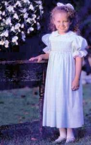 Ellen McCarn Ultimate Yoke Dress Sewing Pattern Sizes 3mo-4Yr, 5Yrs-14